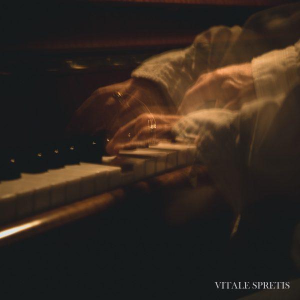 VITALE SPRETIS - Album cover